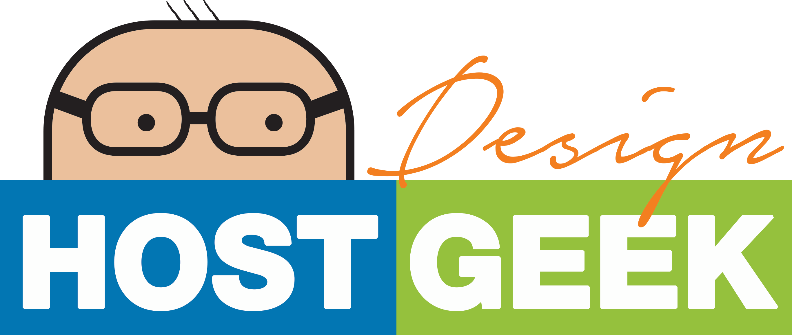 Host Geek Design Logo Large High Res