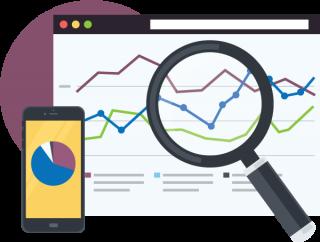Google Analytics SEO icon